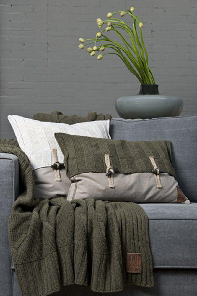 11213 knit factory kussen 60x40 6x6 rib 4