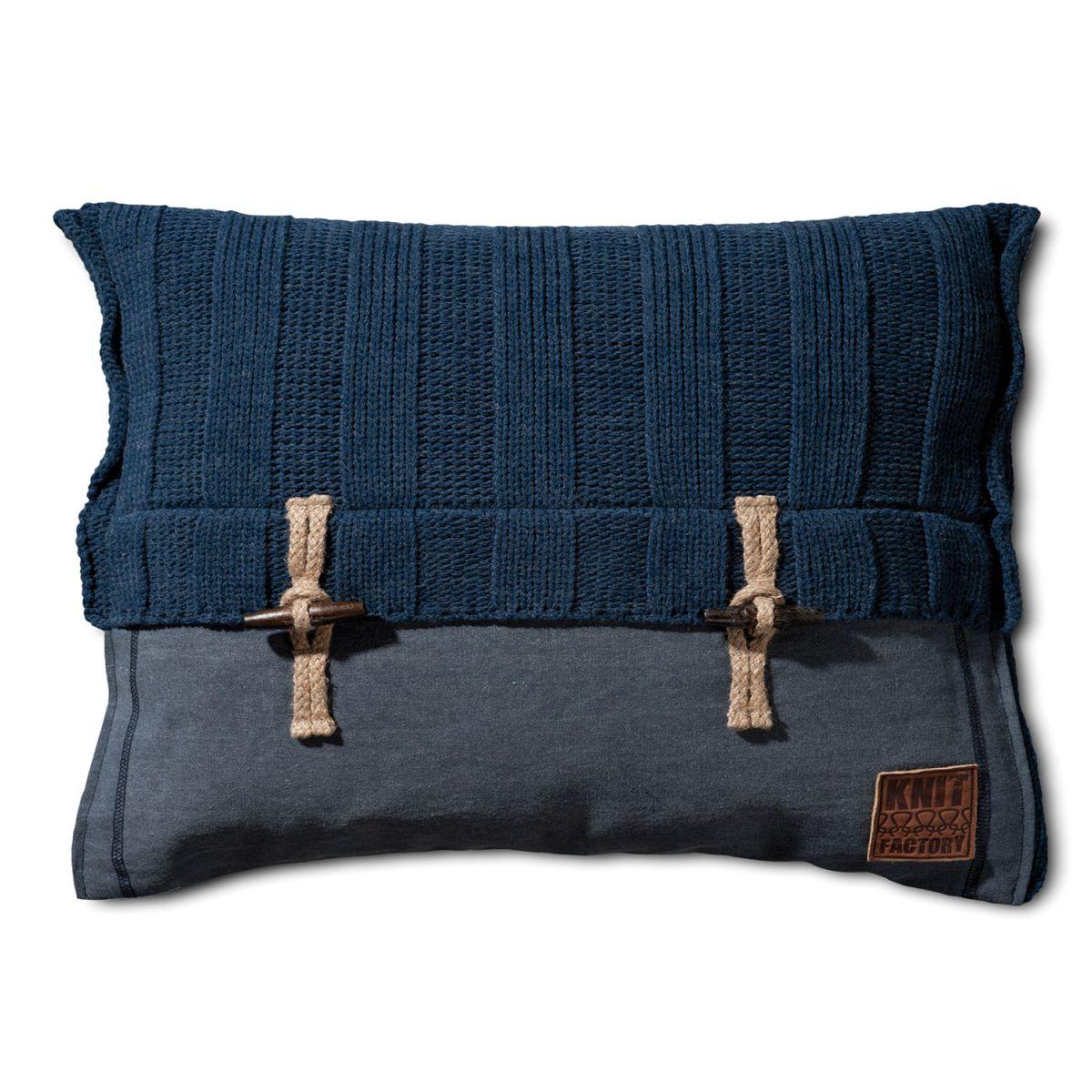6x6 rib cushion jeans 60x40