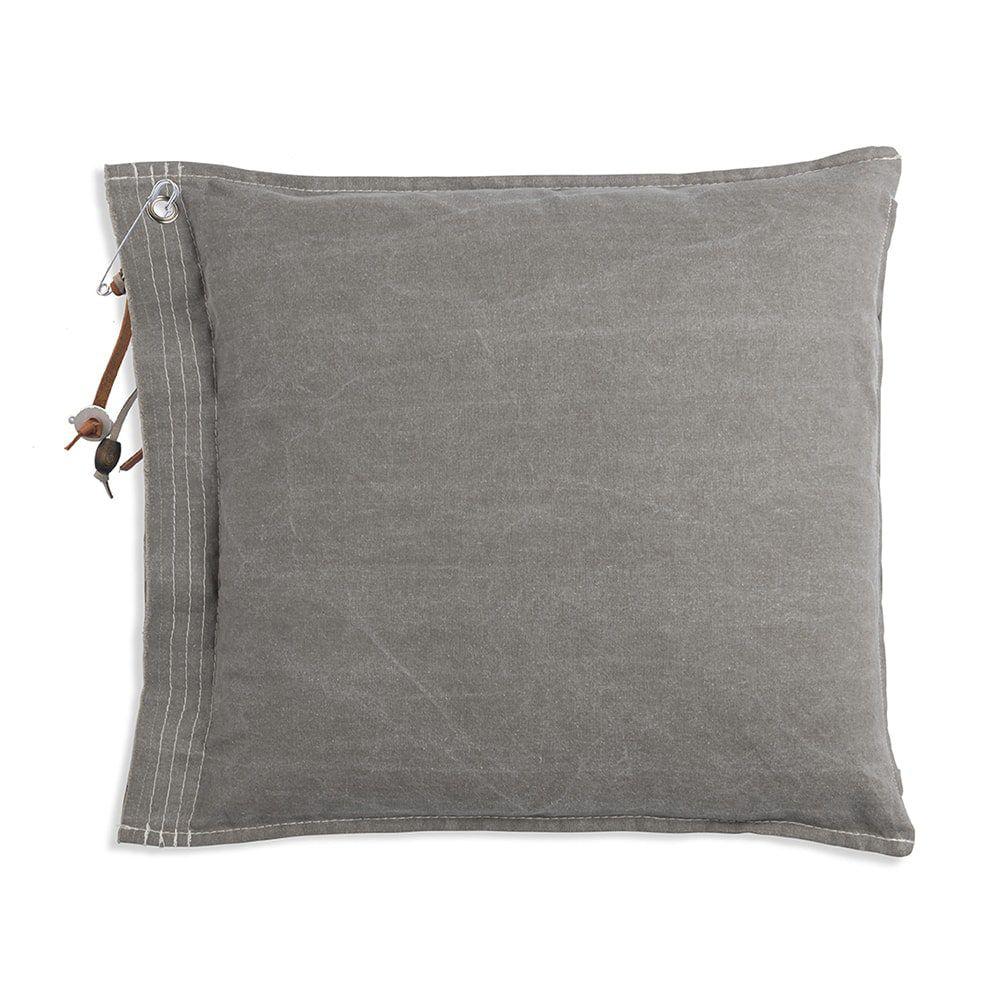 knit factory 1061209 mara kussen50x50 stone green 2