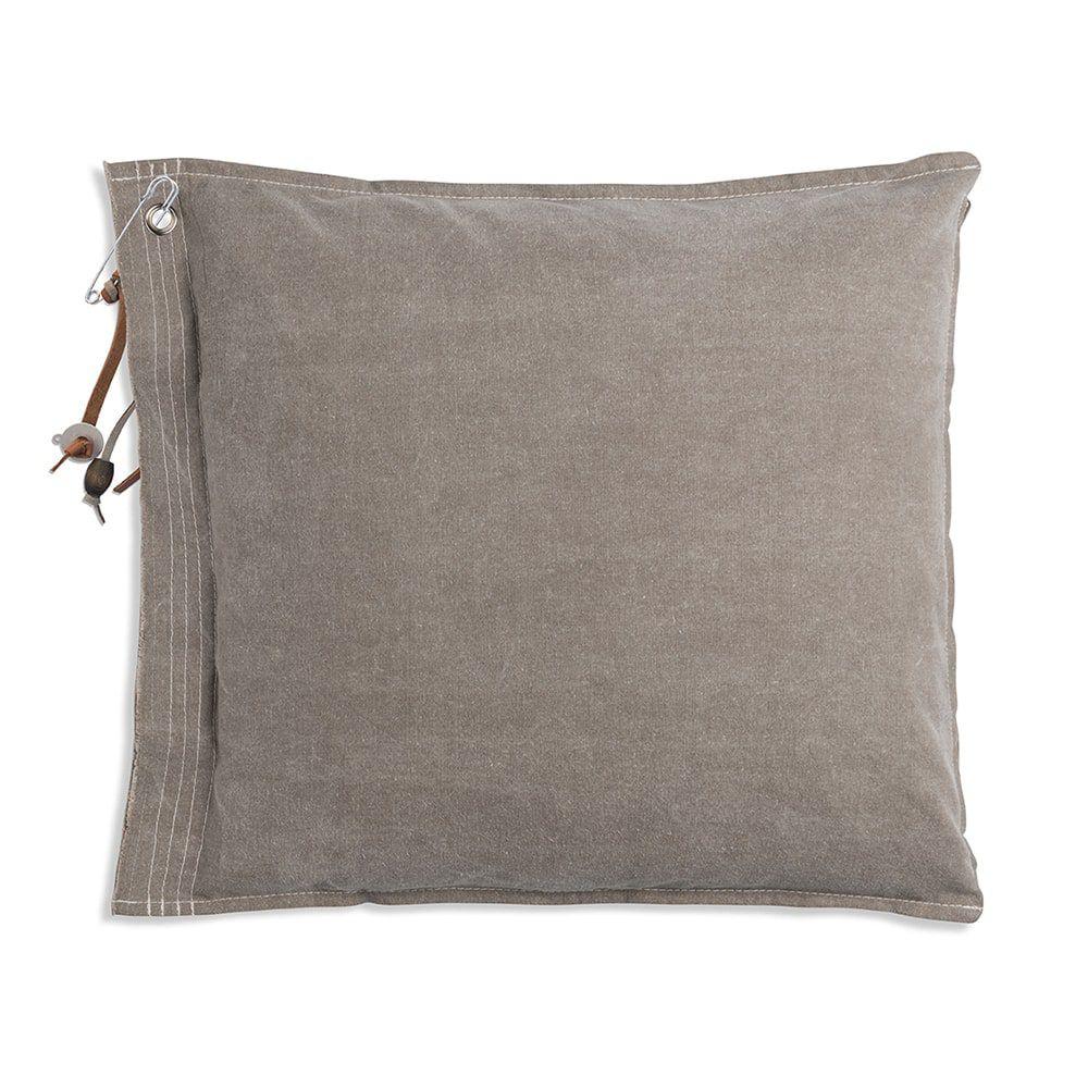 knit factory 1061212 mara kussen50x50 beige 2
