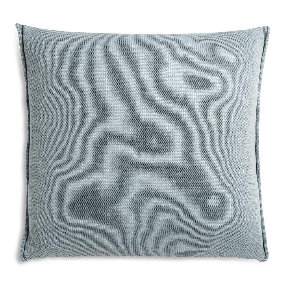knit factory 1071209 kussen 50x50 noa stone green 2