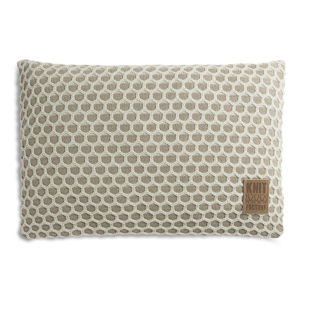 knit factory 1081356 kussen 60x40 mila olive seda 1