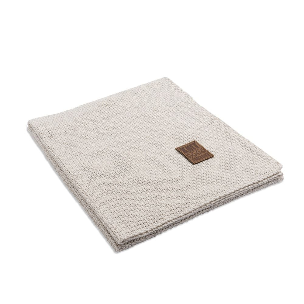 knit factory 1091112 plaid jesse beige
