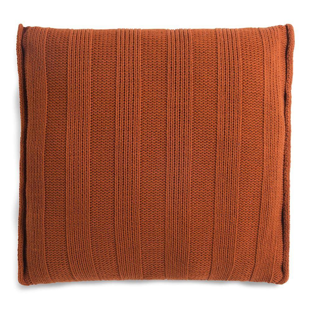 knit factory 1091216 kussen 50x50 jesse terra2
