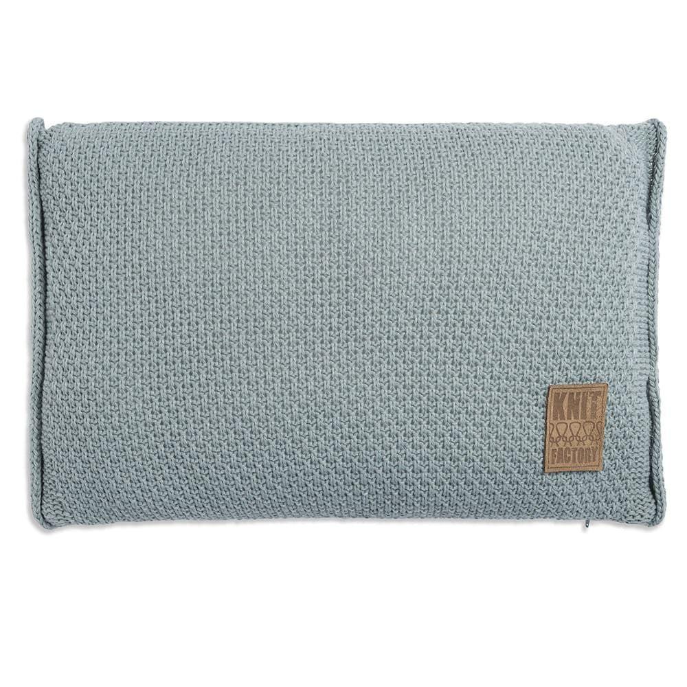 knit factory 1091309 kussen 60x40 jesse stone green 1