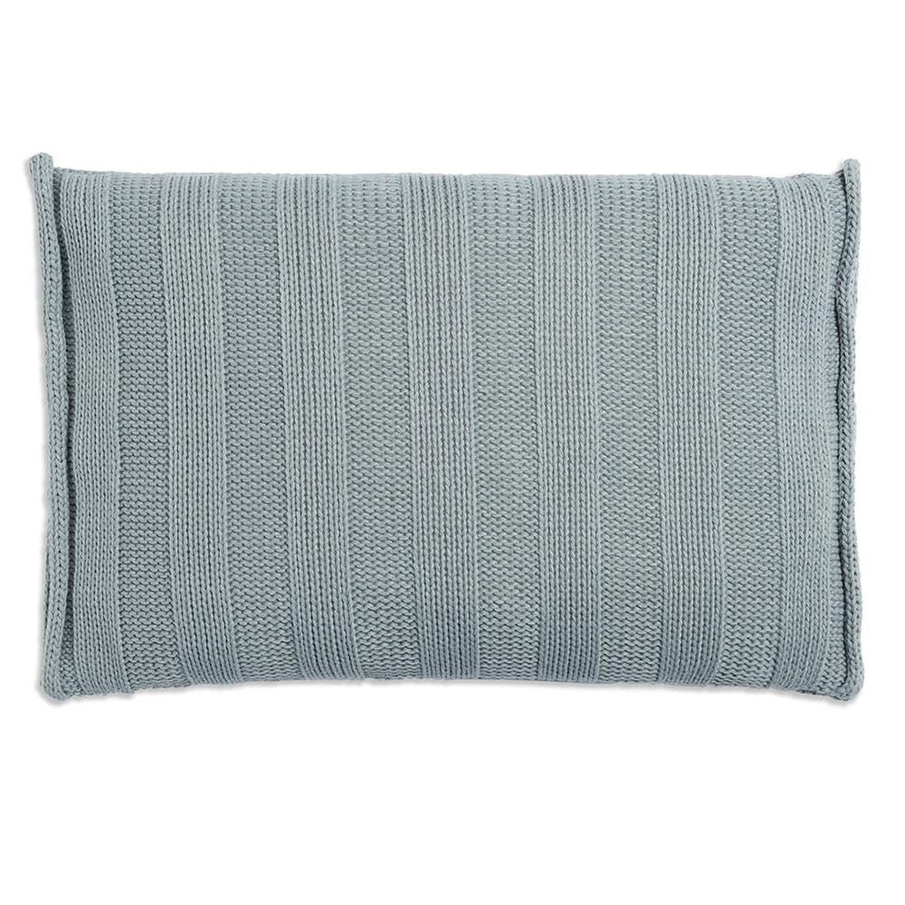 knit factory 1091309 kussen 60x40 jesse stone green 2