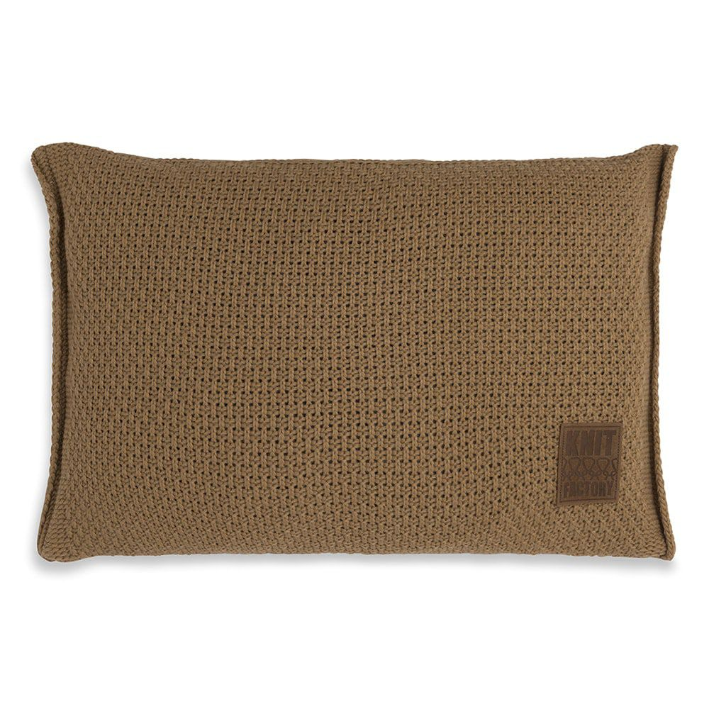 knit factory 1091320 kussen 60x40 jesse new camel 1