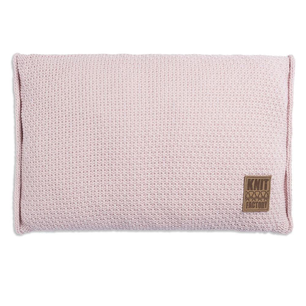 knit factory 1091321 kussen 60x40 jesse roze 1