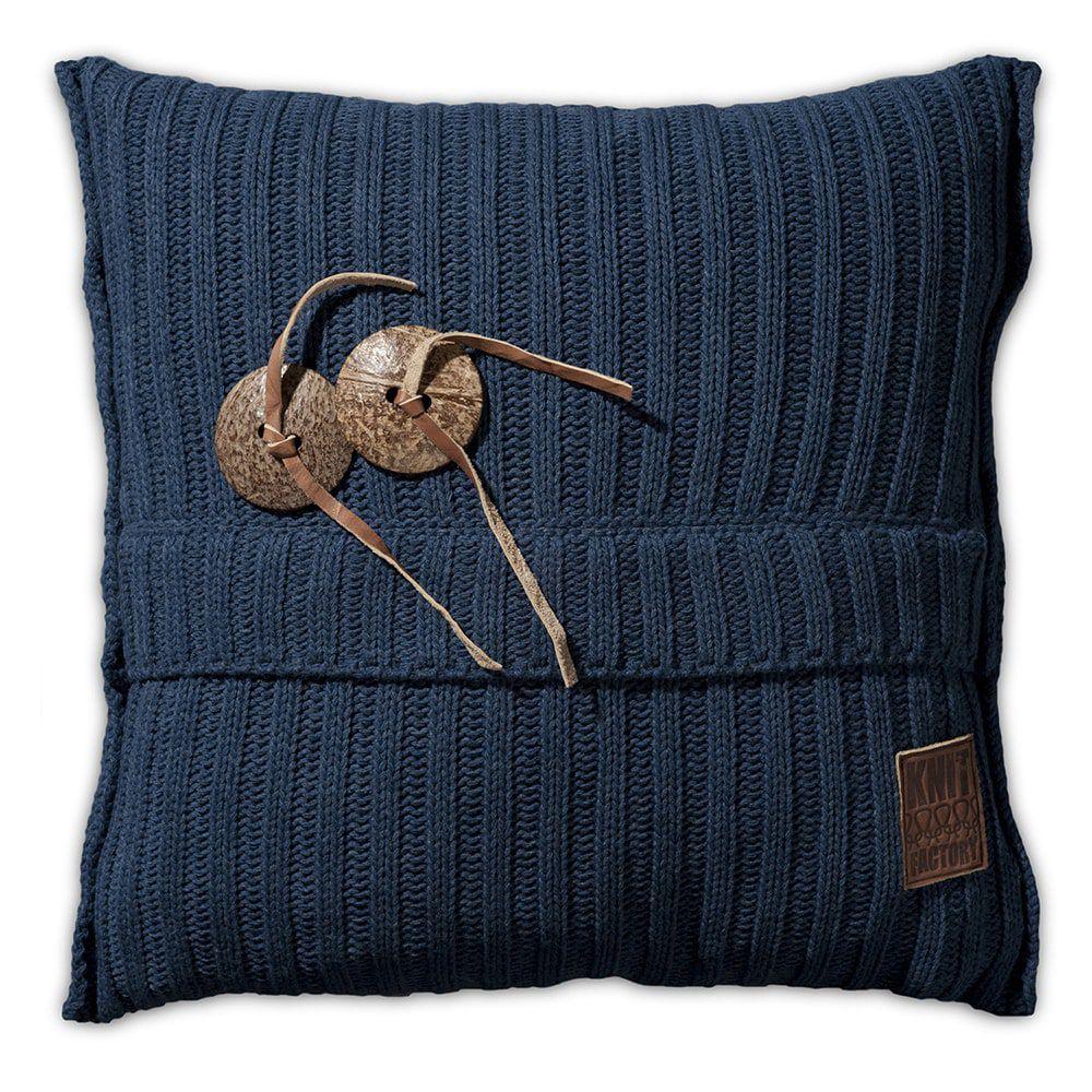 knit factory 1101213 kussen 50x50 aran jeans 1