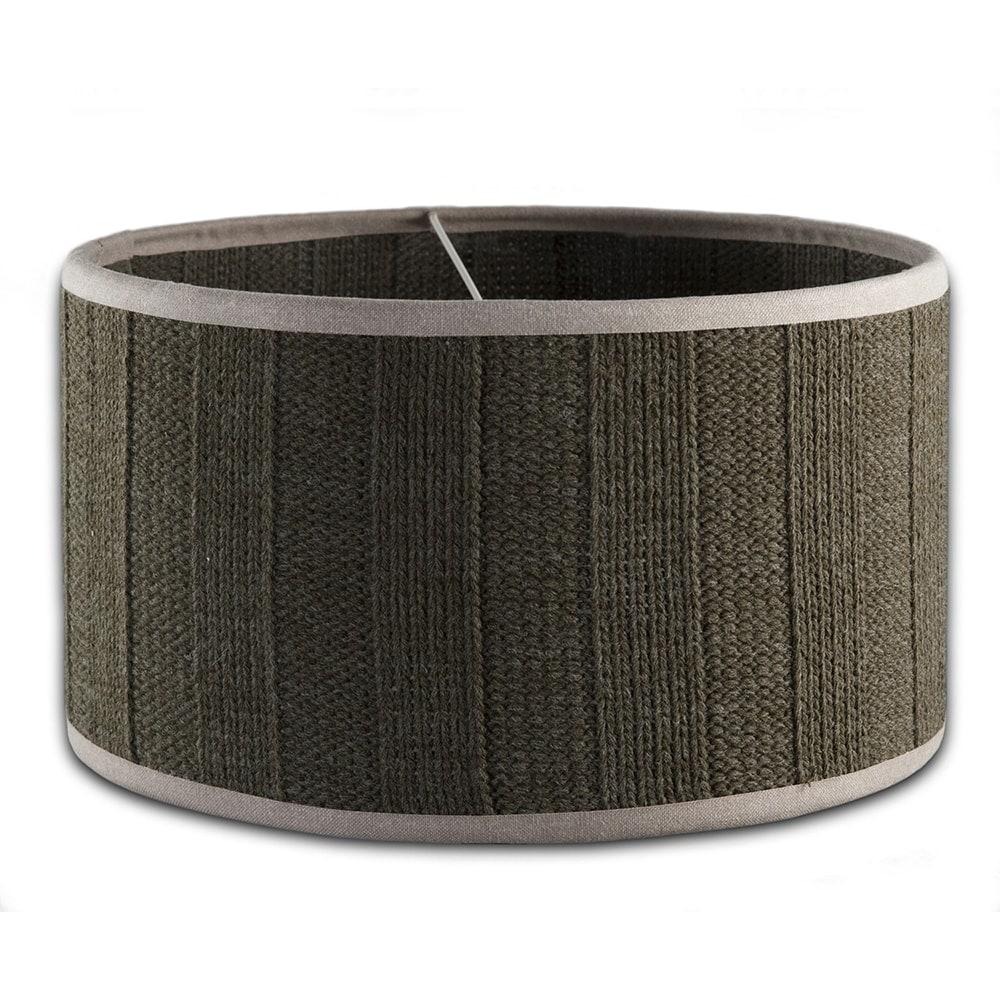 knit factory 1121514 lampkap 50 6x6 rib groen