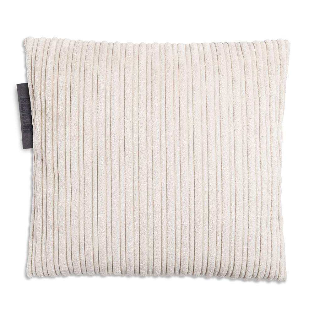 knit factory 1141212 sam kussen 50x50 beige 1