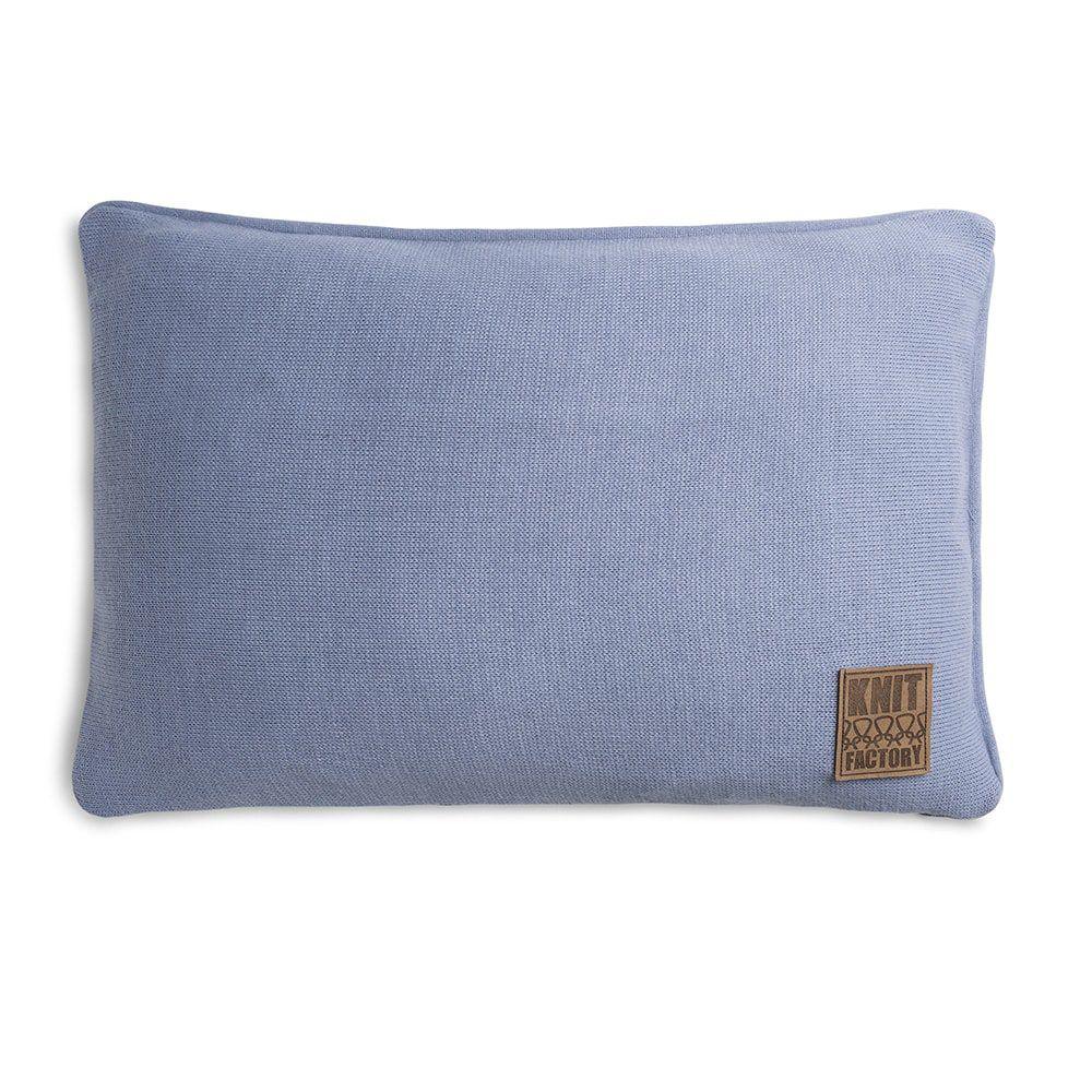 knit factory 1171332 kussen 60x40 finn indigo 2
