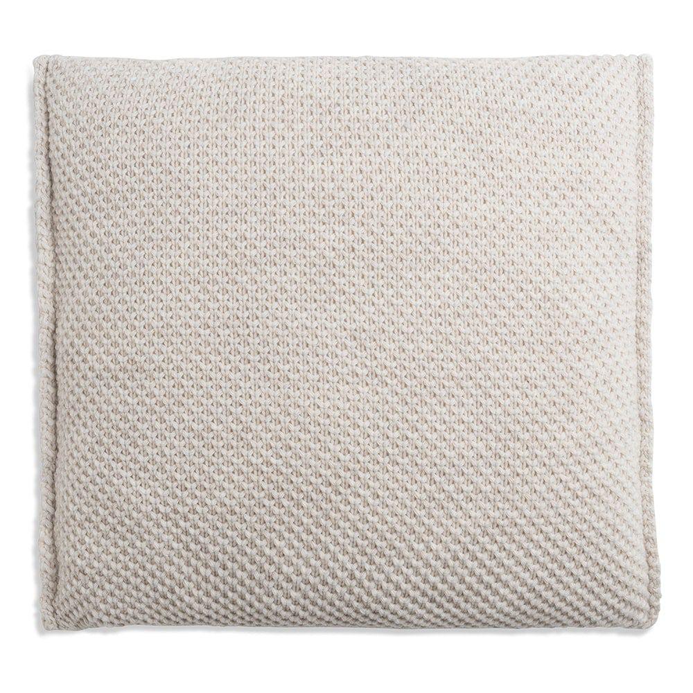 knit factory 1181212 kussen 50x50 lynn beige 2
