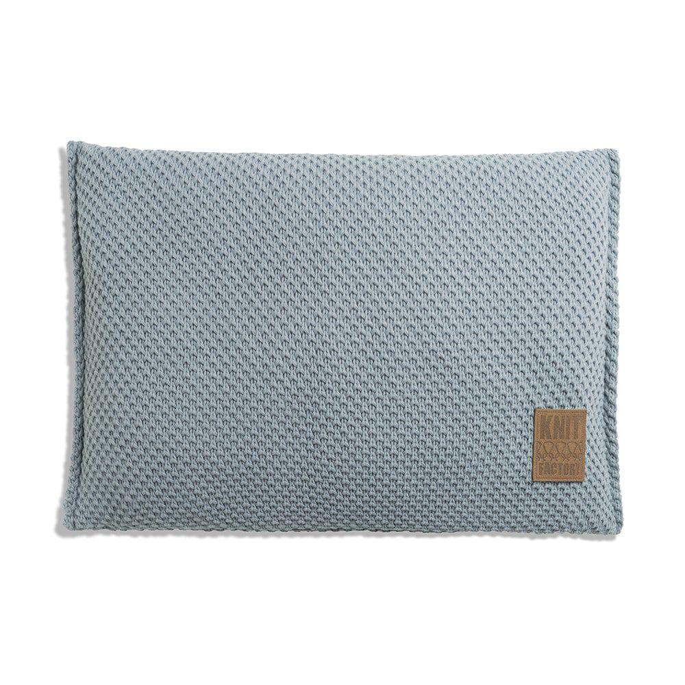 knit factory 1181309 kussen 60x40 lynn stone green 1