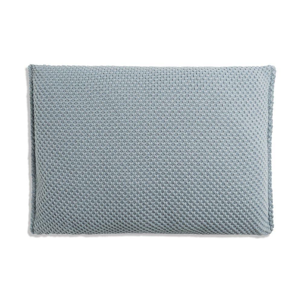 knit factory 1181309 kussen 60x40 lynn stone green 2