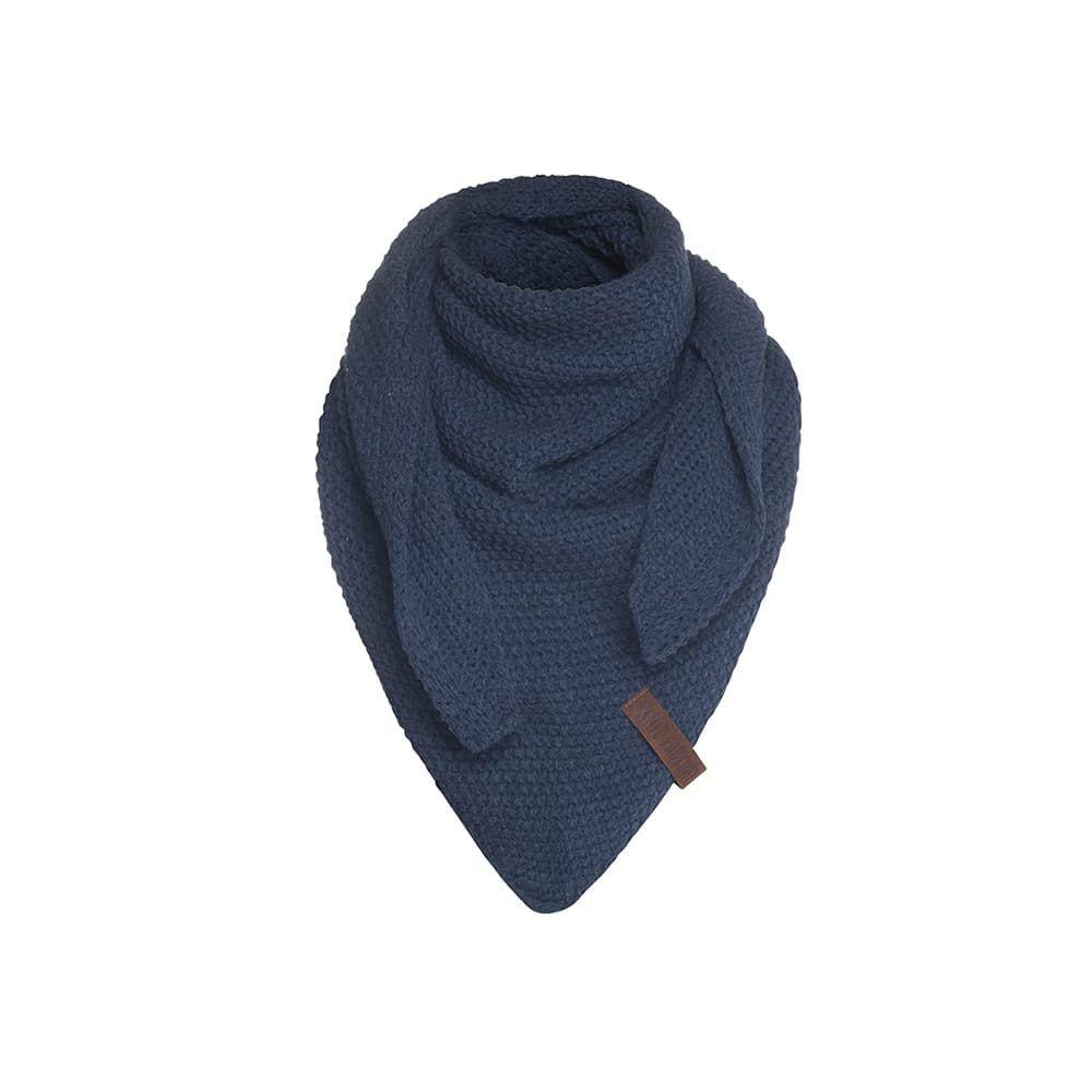 knit factory 1205913 coco omslagdoek junior jeans 1