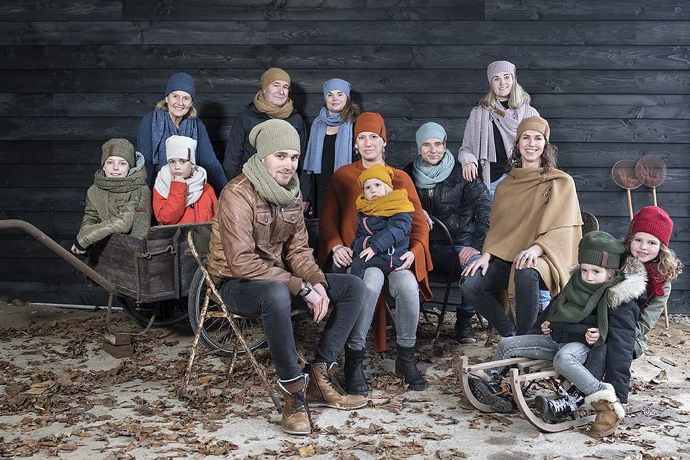 knit factory 1207012 coco beanie beige 8