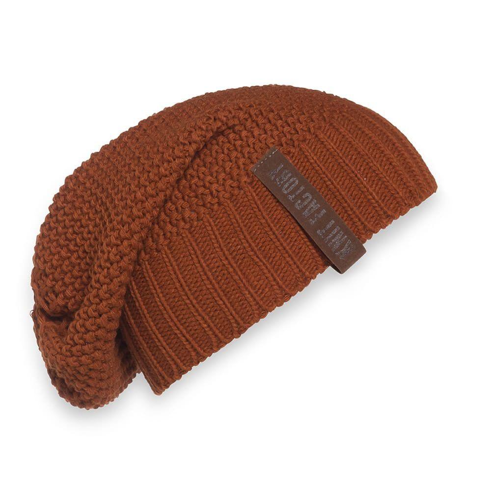 knit factory 1207016 coco beanie terra 1