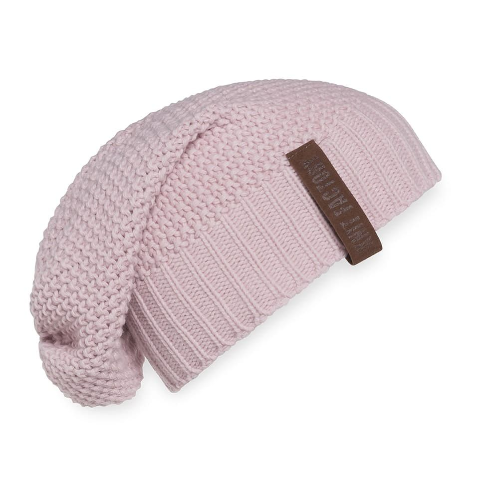 knit factory 1207021 coco beanie roze 1