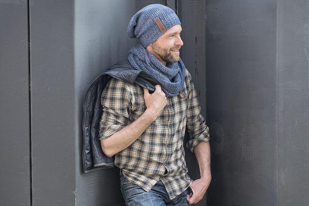 knit factory 1207054 coco beanie jeans indigo 2