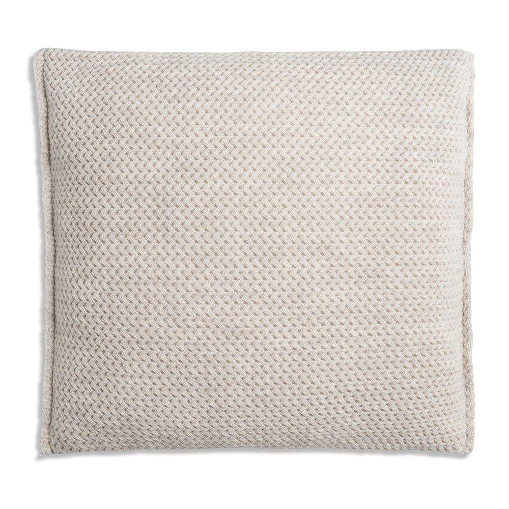 knit factory 1211212 kussen 50x50 maxx beige 2