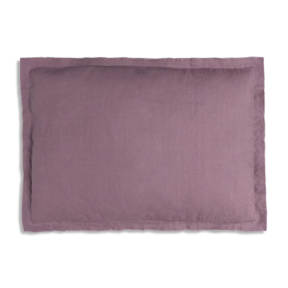 knit factory 1221334 kussen 60x40 jill mauve 2