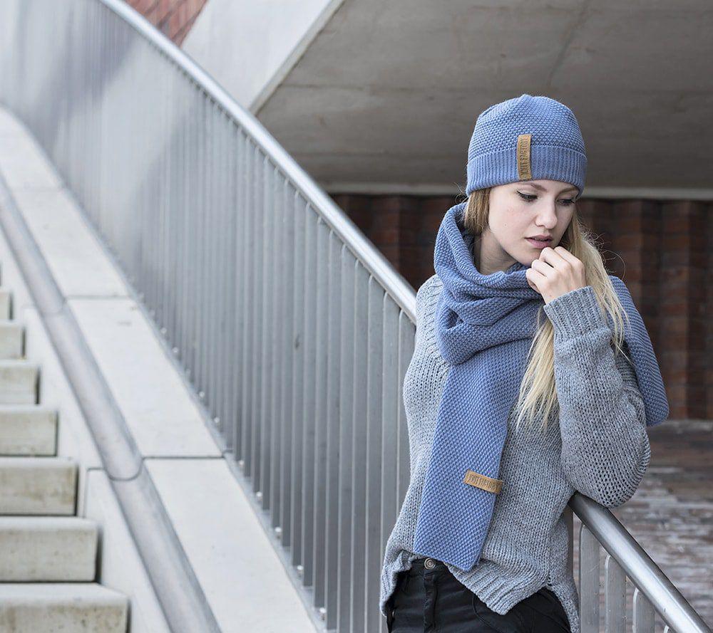 knit factory 1237032 jazz beanie indigo 4