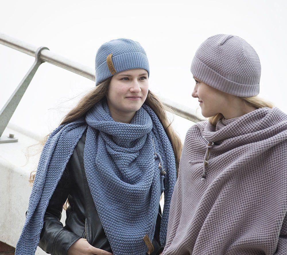 knit factory 1237034 jazz beanie mauve 2
