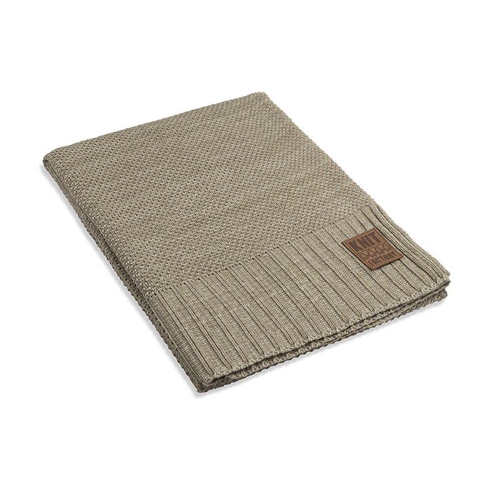 knit factory 1261193 plaid zoe olive melee 1