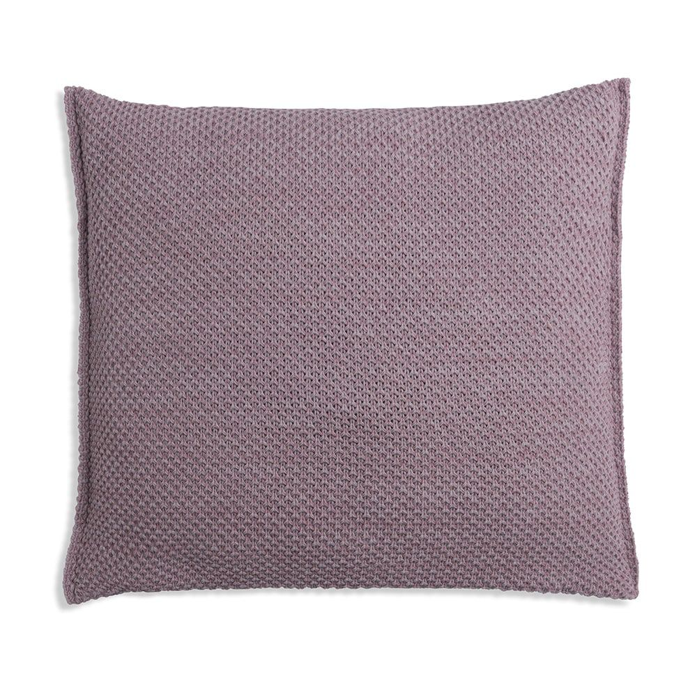 knit factory 1261295 kussen 50x50 zoe heartwood melee 2
