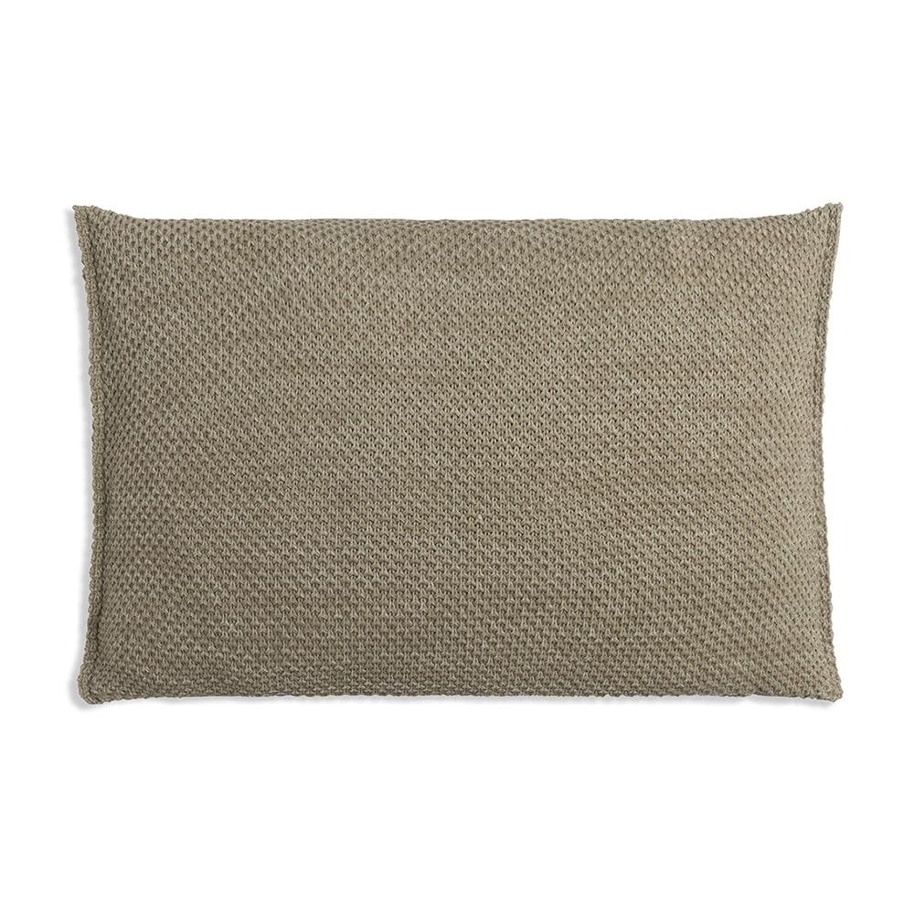 knit factory 1261393 kussen 60x40 zoe olive melee 2