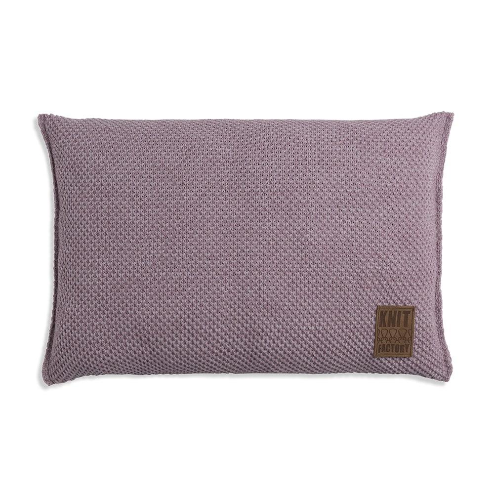 knit factory 1261395 kussen 60x40 zoe heartwood melee 1