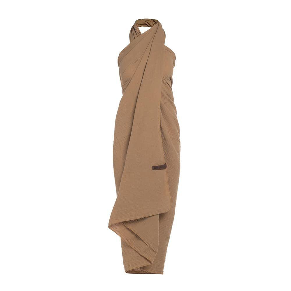 knit factory 1285620 liv pareo stranddoek new camel 1