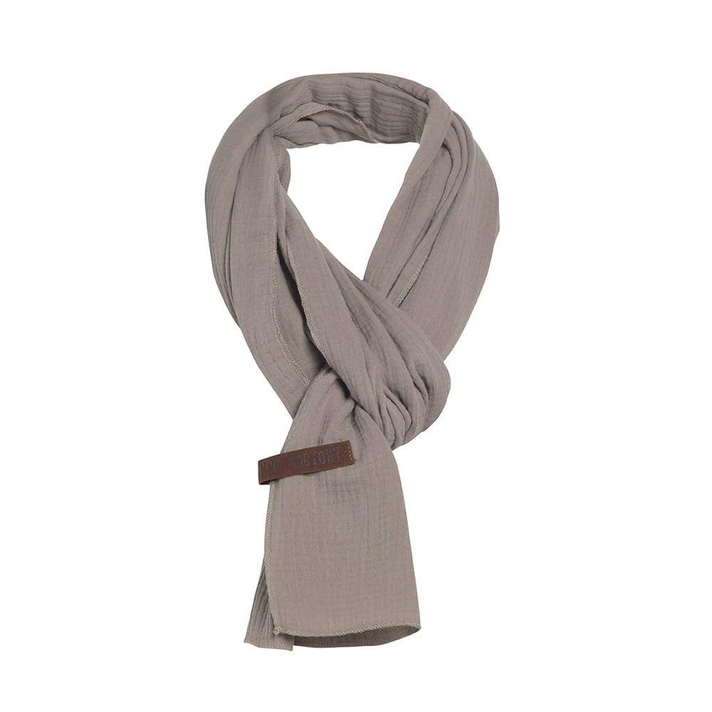 knit factory 1286512 liv sjaal beige 2