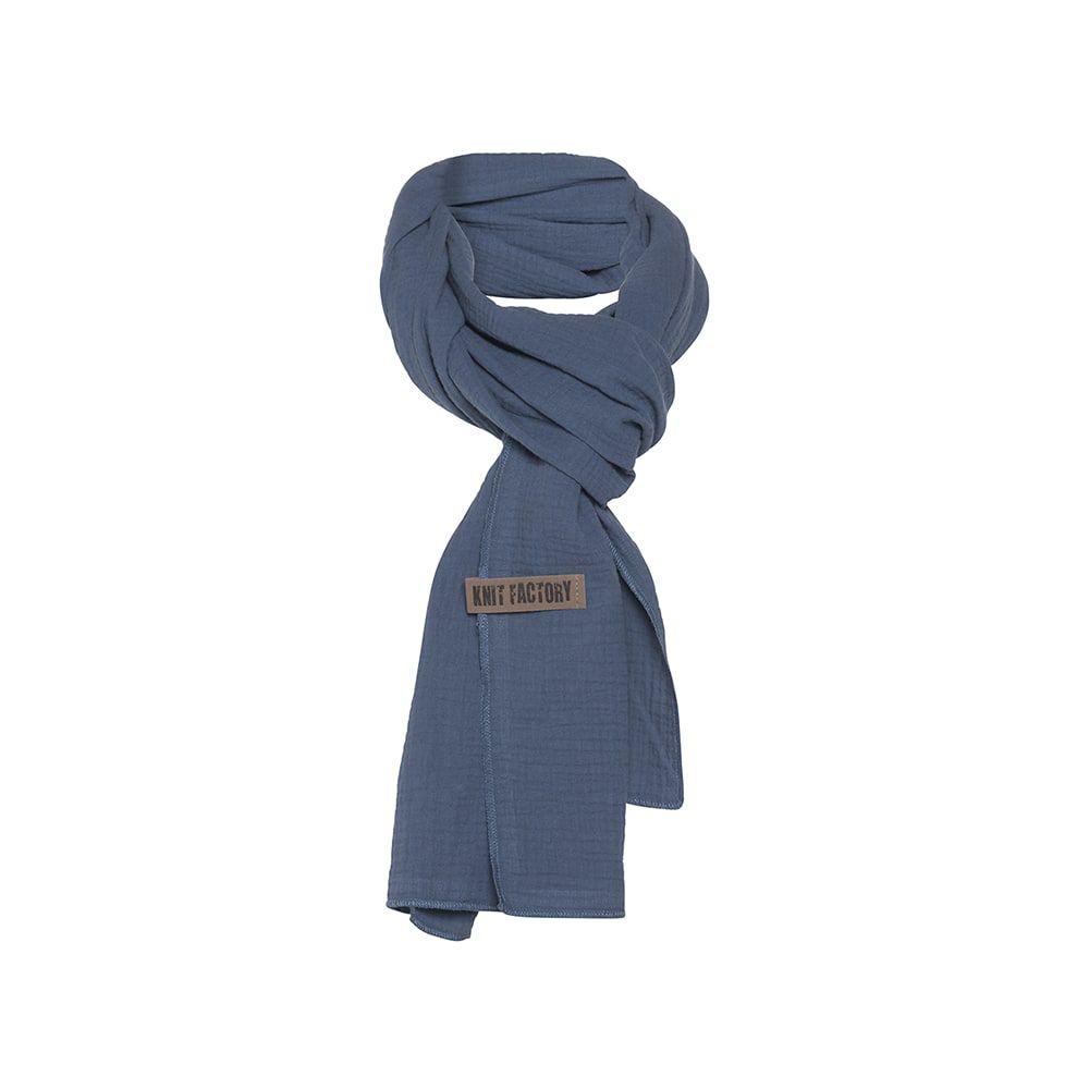 knit factory 1286513 liv sjaal jeans 2