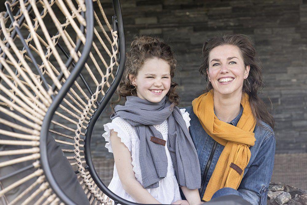 knit factory 1286521 liv sjaal roze 4