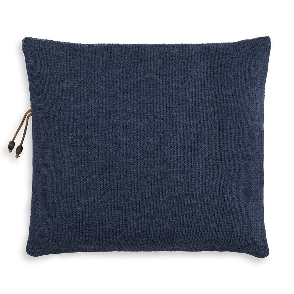 knit factory 1311254 roxx kussen 50x50 jeans indigo 2