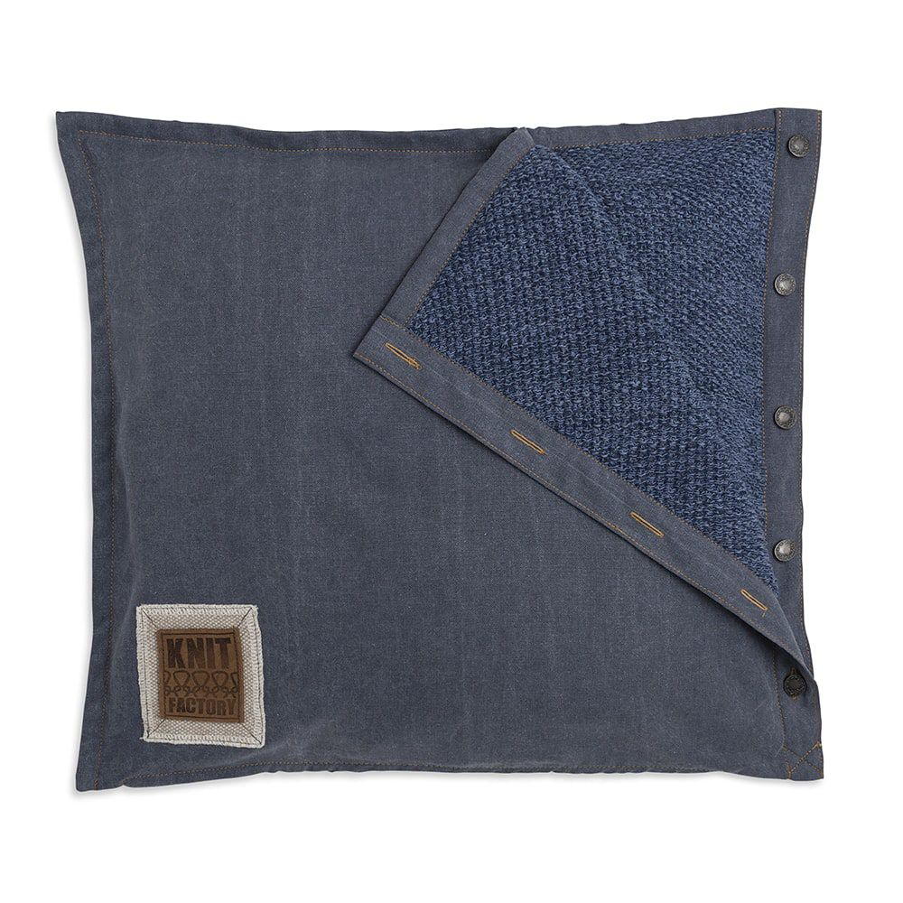 knit factory 1321254 rick kussen 50x50 jeans indigo 1