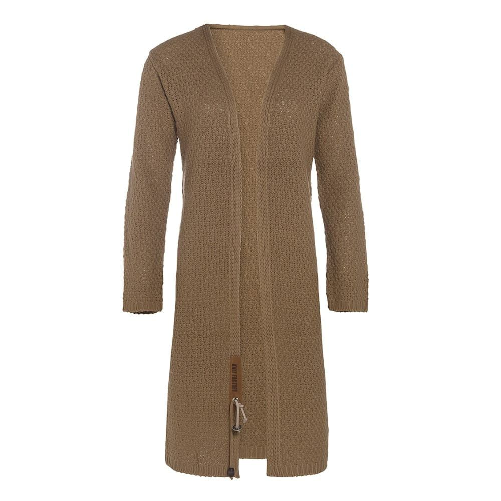 knit factory 1336320 luna vest 4042 new camel 1