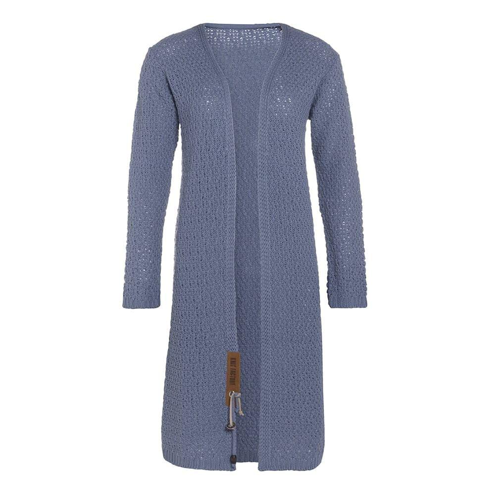 knit factory 1336332 luna vest 4042 indigo 1