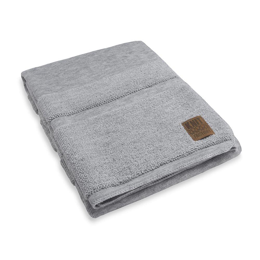 knit factory 1351111 yara plaid licht grijs 1