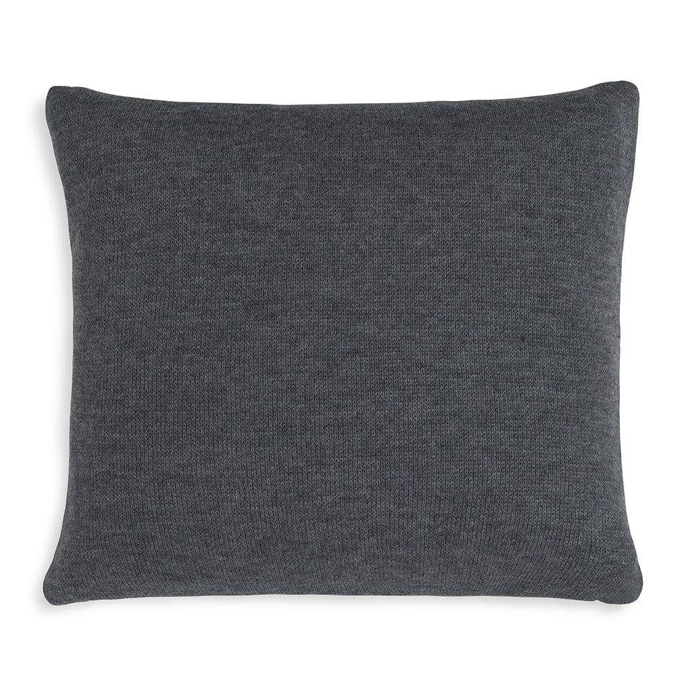 knit factory 1351245 yara kussen 50x50 beige licht grijs 2
