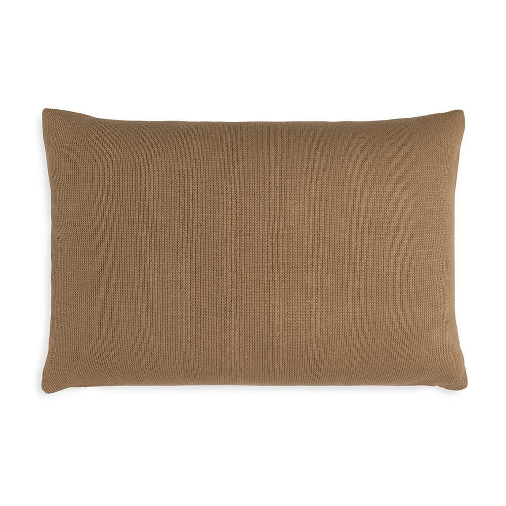 knit factory 1351320 yara kussen 60x40 new camel 2