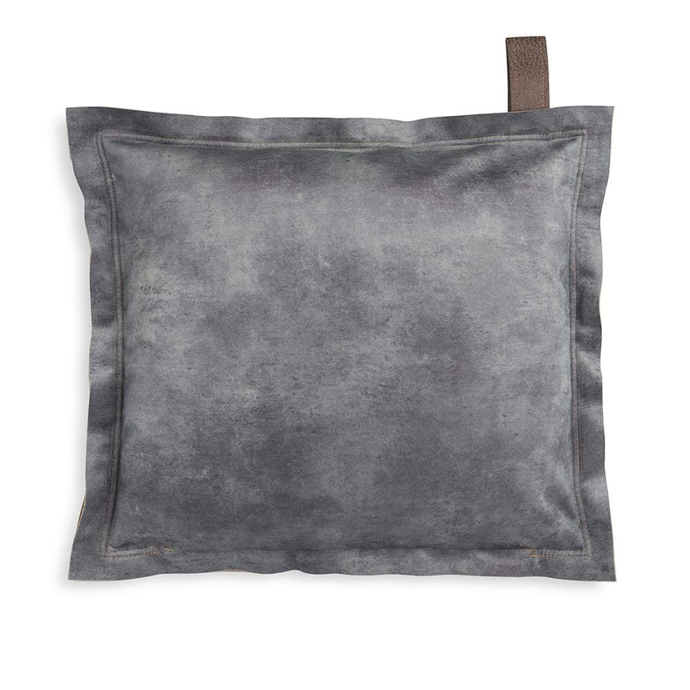 knit factory 1361210 dax kussen 50x50 antraciet 2