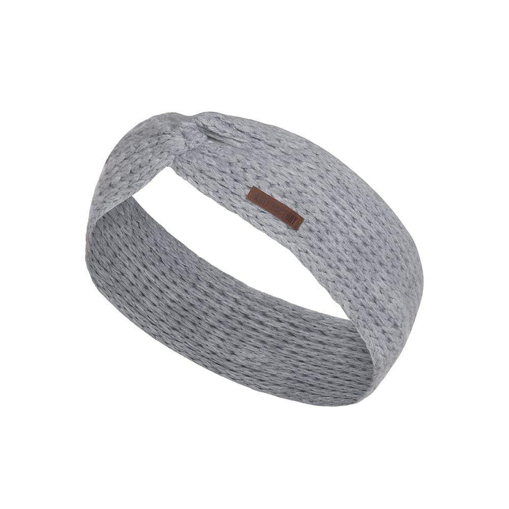 knit factory 1376911 joy hoofdband grijs 1