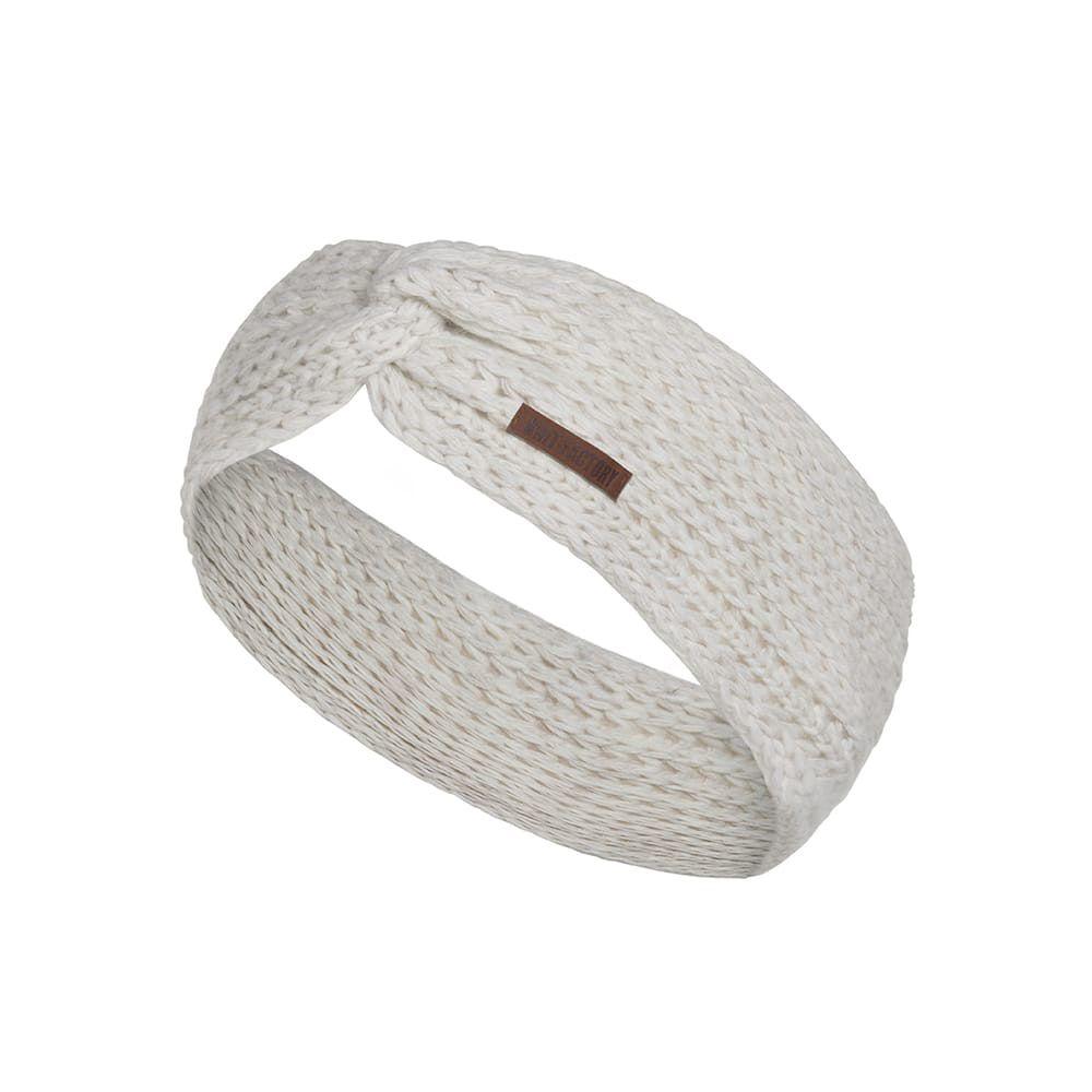 knit factory 1376912 joy hoofdband beige 1