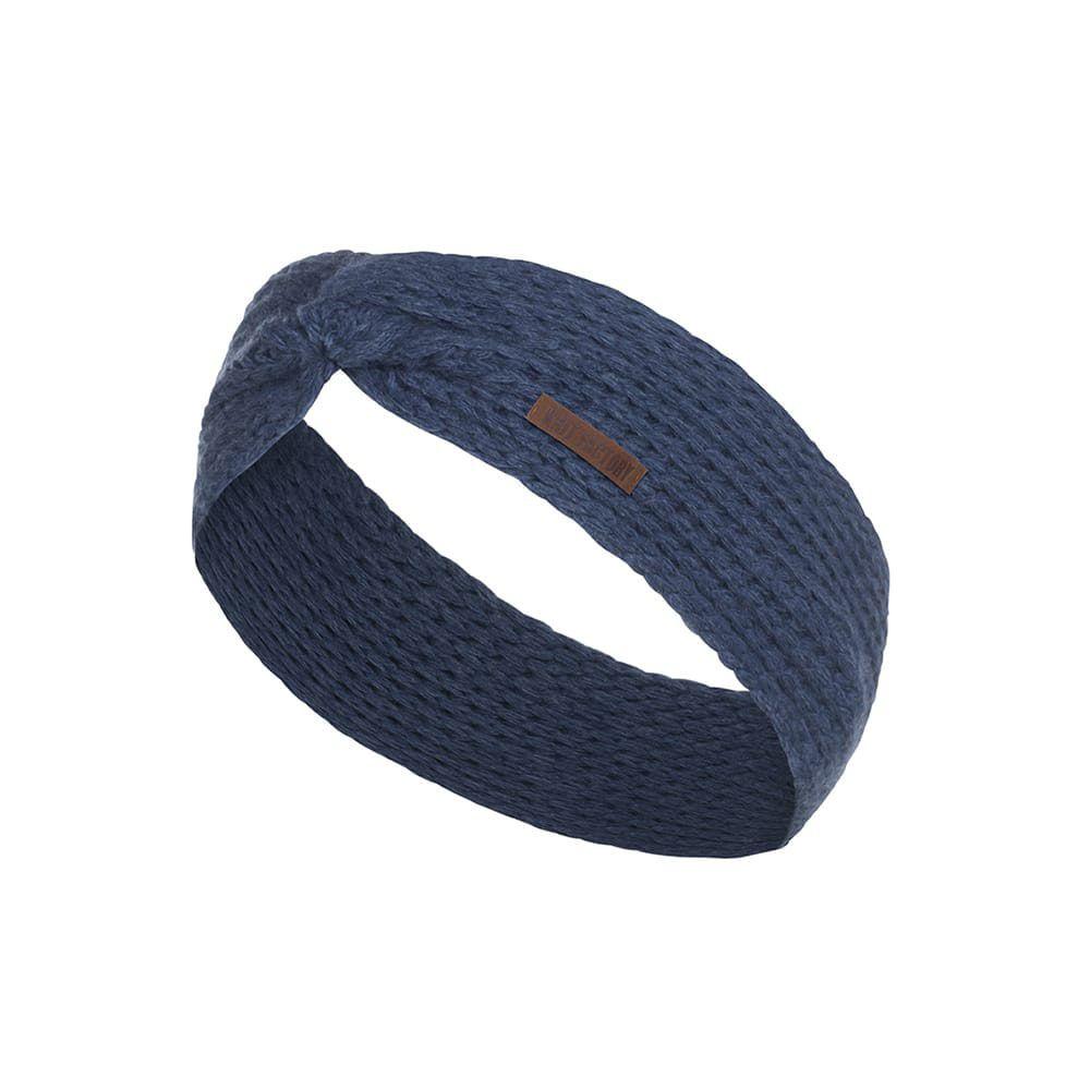 knit factory 1376913 joy hoofdband jeans 1