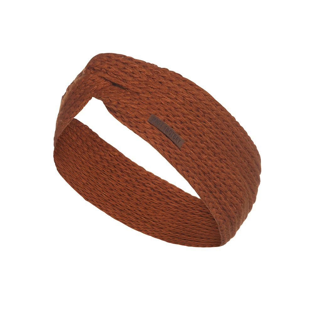 knit factory 1376916 joy hoofdband terra 1