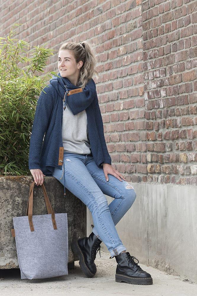 knit factory 1386513 sol sjaal jeans 6