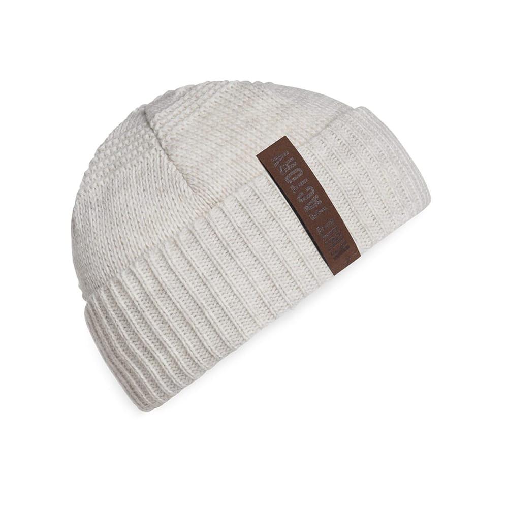 knit factory 1387012 sol beanie beige 1
